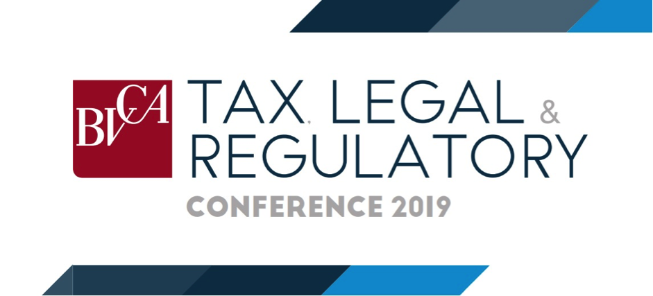 NCM Attends 2019 BVCA Tax, Regulatory & Legal Conference